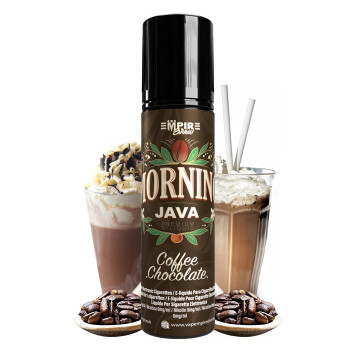 Coffee Chocolate Morning Java Serie 50ml Shortfill Liquid by Empire Brew