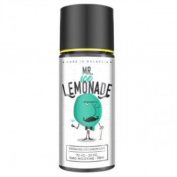 Mr. Ice Lemonade (70ml) Plus e Liquid by Mr. Lemonade