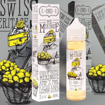 Mr. Meringue Plus 50ml e Liquid by Mr. Meringue