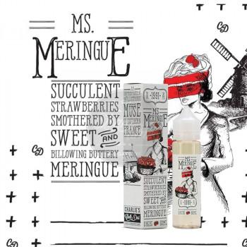 Ms. Meringue Plus 50ml e Liquid by Mr. Meringue