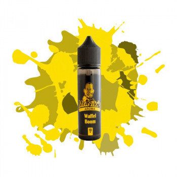 Waffel Boom 10ml Bottlefill Aroma by Mr. Nik's