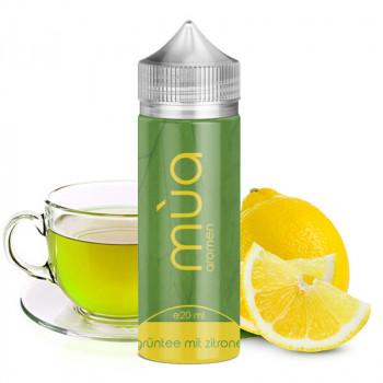 Grüntee mit Zitrone 20ml Bottlefill MÙA Aroma by Parovo