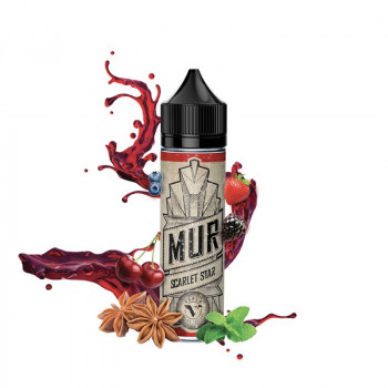Scarlet Star 20ml Longfill Aroma by Mur