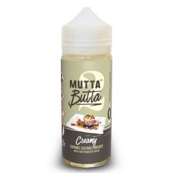 Creamy (100ml) Plus e Liquid Mutta 2 Butta