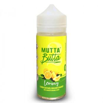 Lemon (100ml) Plus e Liquid Mutta 2 Butta