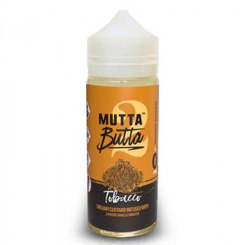 Tobacco (100ml) Plus e Liquid Mutta 2 Butta