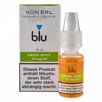 Green Apple 10ml Serie MYBLU Liquid
