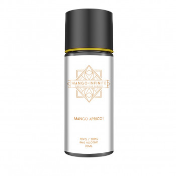 Mango Apricot (70ml) Plus e Liquid by Mango Infinite