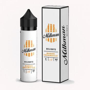 Mango Creamsicle (50ml) Shortfill e Liquid by Milkman Delights