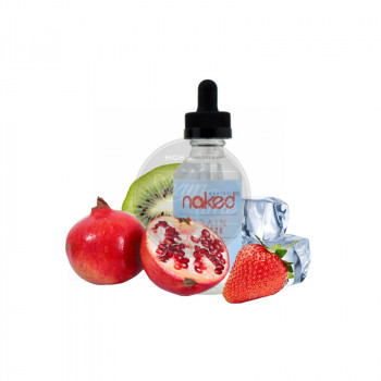 Naked 100 - Brain Freeze 50ml Plus e Liquid