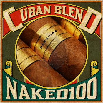 Naked 100 - Cuban Blend 50ml Plus e Liquid