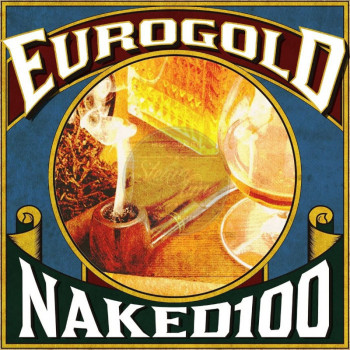 Naked 100 - Euro Gold 50ml Plus e Liquid