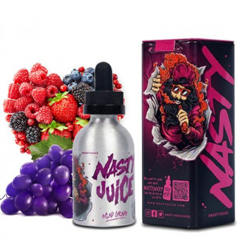 ASAP Grape (50ml) Plus e Liquid by Nasty Juice