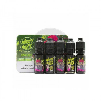Green Ape by Nasty Juice 5 x 10ml e Liquid