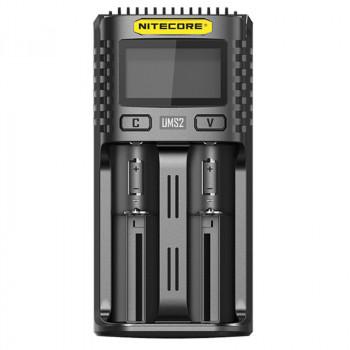 Nitecore UMS2 - the Intelligent USB Dual-Slot Ladegerät