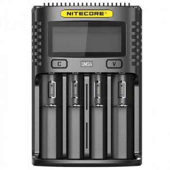 Nitecore UMS4 - the Intelligent USB 4-Slot Charger Ladegerät