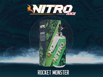 Rocket Monster (50ml) Plus e Liquid by Nitro Juice