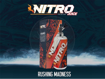 Rushing Madness (50ml) Plus e Liquid by Nitro Juice