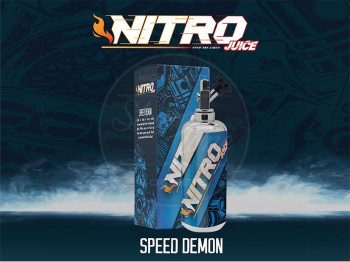 Speed Demon (50ml) Plus e Liquid by Nitro Juice