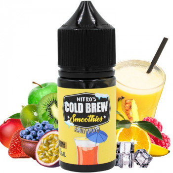 Fruit Splash Smoothie Serie 30ml Aroma by Nitro's Cold Brew Shakes