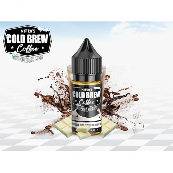White Chocolate Mocha 30ml Aroma by Nitro's Cold Brew Shakes