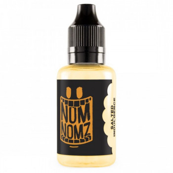 Salted Indulgence 30ml Aroma by Nom Nomz