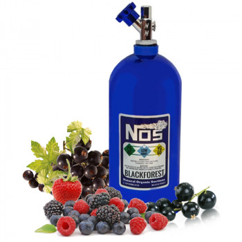 NOS Blackforest Zero Cooling 100ml e Liquid by Naked Nation