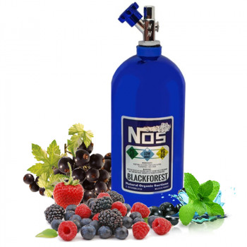 NOS Blackforest 100ml e Liquid by Naked Nation