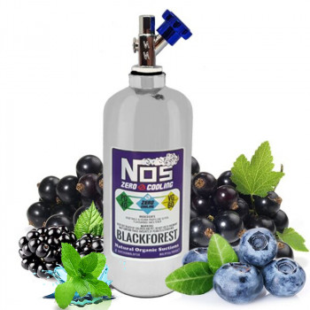 NOS Black Forest 50ml e Liquid by Naked Nation