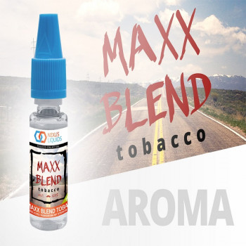 Maxx Blend Tabak Aroma by Nexus Liquids