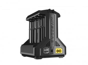 NITECORE Sysmax Intellicharge NEW I8 Ladegerät