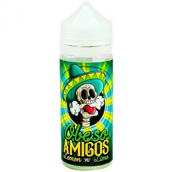 Lemon n Lime (100ml) Plus Liquid by Obeso Amigos