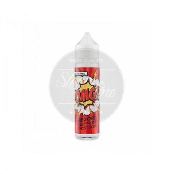 The Red One (50ml) Plus e Liquid by OMG Liquid
