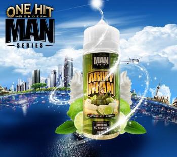 The Army Man (100ml) Plus e Liquid by One Hit Wonder