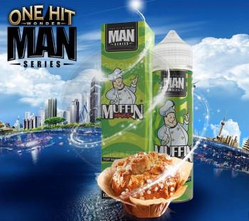 The Muffin Man (50ml) Plus e Liquid by One Hit Wonder