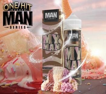 My Man (50ml) Plus e Liquid by One Hit Wonder