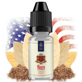 American Tobacco 10ml Aroma by Ossem Juice