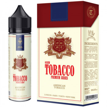 American Tobacco Tobacco Series (50ml) Plus e Liquid by Ossem Juice