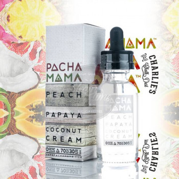 Peach Papaya Coconut Cream 50ml Plus by Pacha Mama