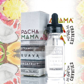 Strawberry Guava Jack Fruit 50ml Plus by Pacha Mama