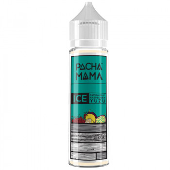 Passionfruit Raspberry Yuzu Ice (50ml) Plus e Liquid by Pacha Mama