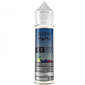 Huckleberry Pear Acai Ice (50ml) Plus e Liquid by Pacha Mama