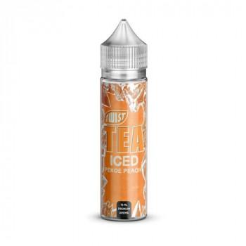 Twist Tea Pekoe Peach Ice 15ml Longfill Aroma by PGVG