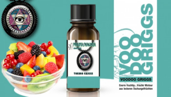 Voodoo Griggs 10ml Aroma by Phantasmagoria