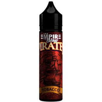 Tobacco Pirate Vape (50ml) Plus e Liquid by Empire Brew