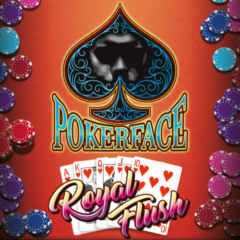 Royal Flush Pokerface 30ml Longfill Aroma by Stammi