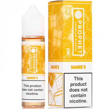 Smore's 50ml Shortfill Liquid by Prophet Premium Blends