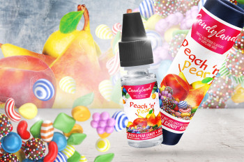 Peach 'n' Pear Candy Aroma by Candyland Flavours