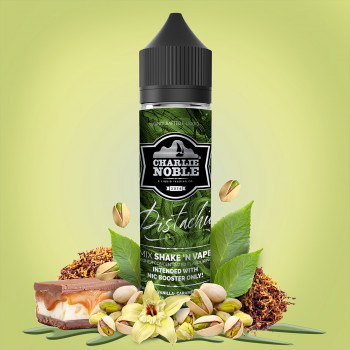 Pistachio RY4 (50ml) Plus e Liquid by Charlie Noble