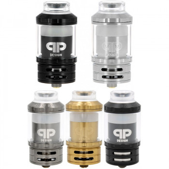 QP Design Fatality M25 4/5,5ml RTA Verdampfer